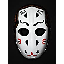 1:1 Custom Vintage Fiberglass Roller NHL Ice Hockey Goalie Mask Helmet Murray Bannerman HO36