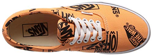 Era Vans nero Arancione Mix Sneaker Ua logo 4ppwOq