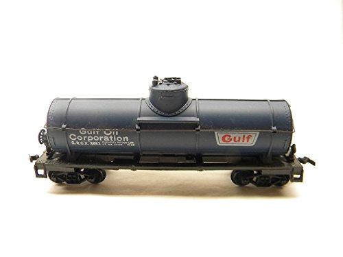 Life Like HO Gauge 3882 Gulf 1 Dome Tank ()