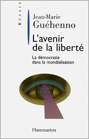 Book L'avenir de la liberté