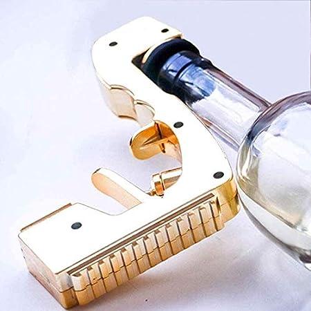 Sacacorchos Suministros Industriales Y Comerciales Rociador De Vino De Champán De Segunda Generación Botella De Pistola Rociador Duradero