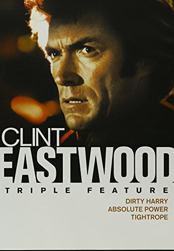 Dirty Harry / Absolute Power / Tightrope (3FE)