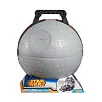 Deals on Hot Wheels Star Wars Death Star Portable Playset