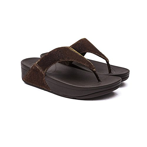 FitFlop™ Super Electra II™ Bronze 4 UK