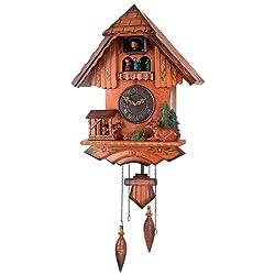 Kassel 19 inch Cuckoo Clock