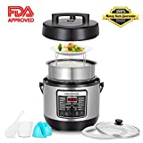 Best Electric Pressure Cookers - Upgraded Multi-Pot 10-in-1 6 Quart Electric Pressure Cooker Review