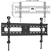 Cmple - Universal Heavy-Duty Wall Mount for TV's 37-63' - Support up to 165 LB