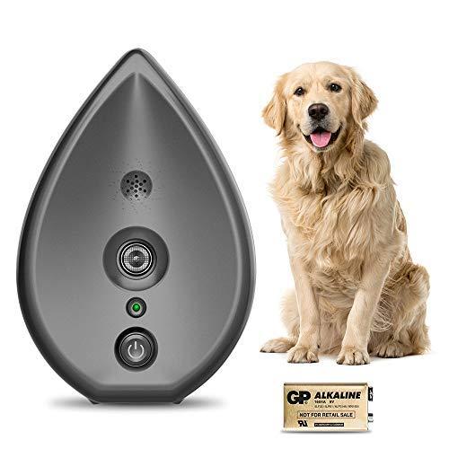 MODUS Anti Barking Device Bark Control Device with 4 Adjustable Ultrasonic Volume Levels, Automatic Ultrasonic Dog Bark Deterrent, Indoor Bark Box 100% Safe, Suitable Dogs