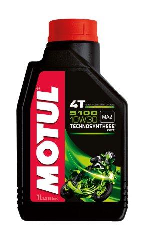 MOTUL OIL 5100 10W30 4T BLEND1L 104062