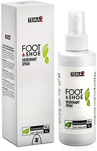Antibacterial Shoe Deodorizer Eliminator Spray