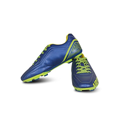 Vector X Edge Football Shoes (Blue-Green) Price & Reviews