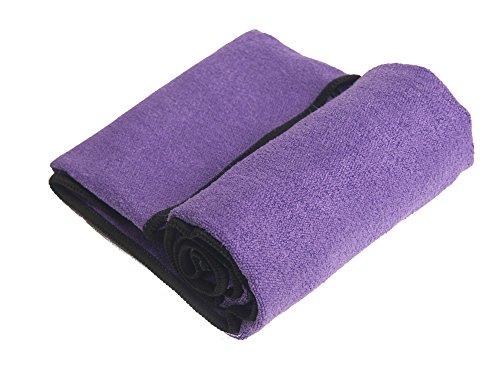 YogaRat Yoga Hand Towel - Ember/Sun