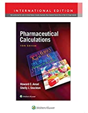 Pharmaceutical Calculations 15 Ed By Howard C