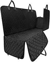 ELETIST Dog Seat Cover Pet Seat Cover Scratch Proof Waterproof Nonslip Dog Hammock Easy Clean Dog Car Seat Covers Pet BackSeat Covers for Cars Trucks and SUVs (54X58 inches)