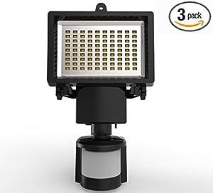 Amazon Solar Lights KIWII Bright 90 LED Solar