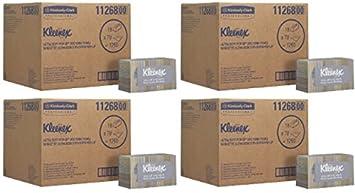 Pack of 6 Scott 32848 KCC Hard Roll Towels Brown 8 x 800