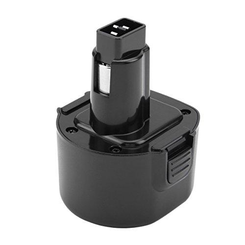 Exmate Ni-MH 9.6V 3500mAh Replacement Battery for Dewalt ...