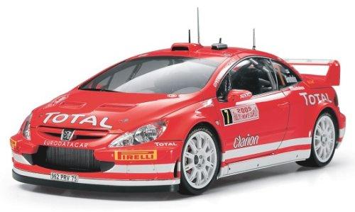 1 24 Peugeot 307 WRC Monte '05 TAM24285