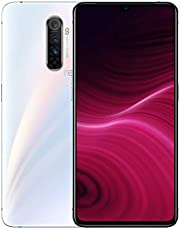 "Realme X2 Pro - Smartphone de 6.5"", 12 GB RAM + 256 GB ROM, SuperAMOLED, procesador Octa-Core, cuádruple cámara 64 MP + 16 MP, Dual Sim, Blanco (Lunar White)"