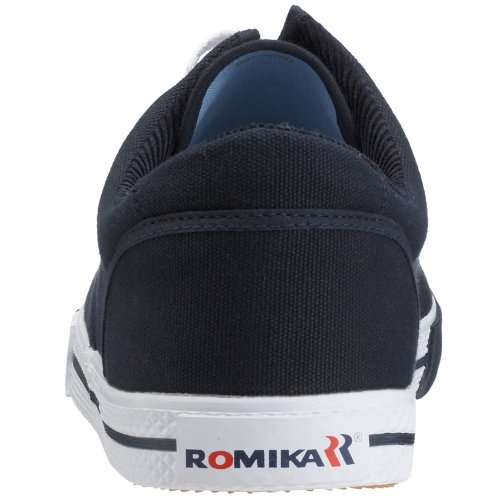 Romika Soling 20001 70 000 - Zapatillas de lona unisex Azul (blau 500)