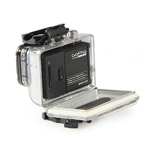 vhbw Carcasa subacuática para cámaraGopro HD Hero 3, 3 + ...