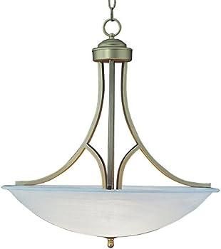 Bel Air Lighting Cabernet 2-Light Incandescent Ceiling Pendant
