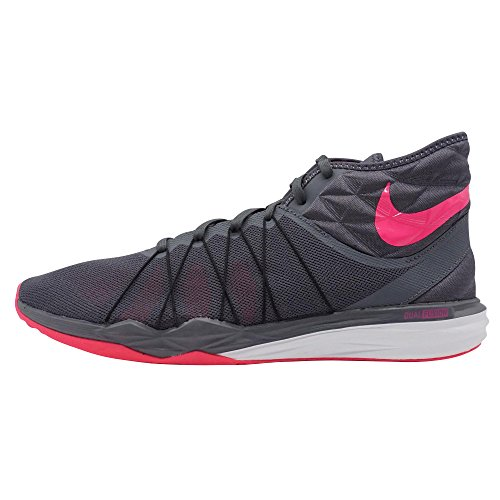 852442 852442 Hyper Gris Pink dark Nike Nike Nike Fitness 002 Black De Grey Femme Chaussures White 1TdYqz