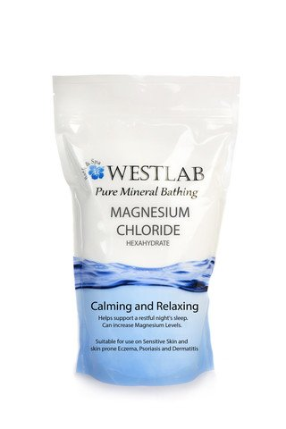 Westlab copos de cloruro de magnesio 1 kg (Pack de 2)