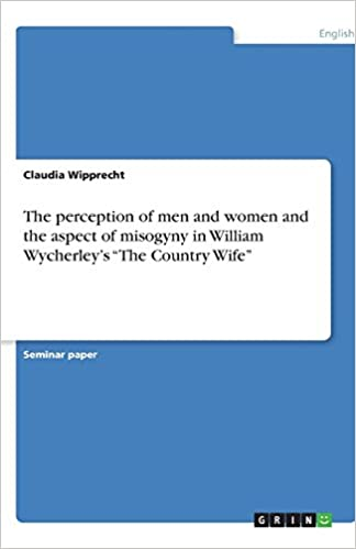 misogyny in english literature