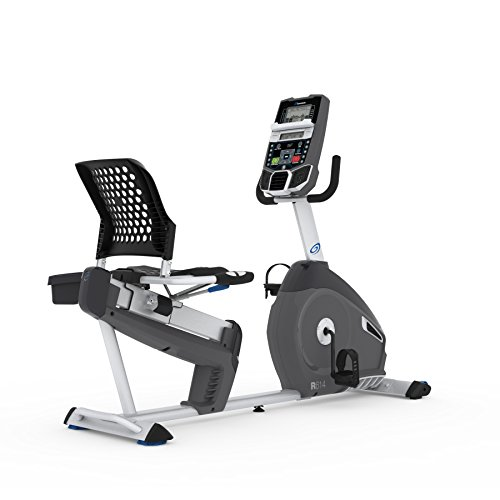 Nautilus R614 Recumbent Bike by Nautilus
