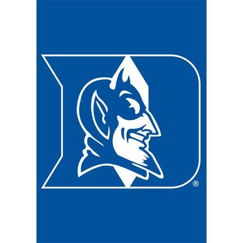 NCAA Duke Blue Devils Garden/Window Flag (Car Flag Duke)