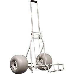 Folding Beach Cart by Wheeleez Rolling Caddy Large Heavy Duty