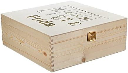 Polar de Efecto KRAM Caja 25 X 25 CM como Regalo Idea – Caja de ...