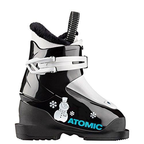 ds Ski Boots 2019-17.0/Black-White ()