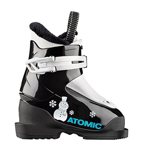 - Atomic HAWX Jr. 1 Kids Ski Boots 2020-17.0/Black-White