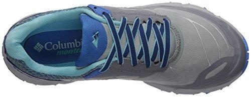 Columbia Caldorado III, Chaussures de Trail Femme Earl Grey / Coastal Blue