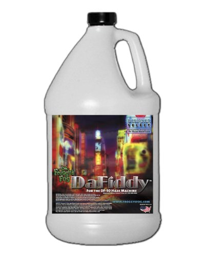 1 Gal - DaFiddy - Oil-Based and Oil-less Haze Juice Fluid for DF-50 Machine Fluid Type: Oil-Based Fluid for $<!--$34.99-->