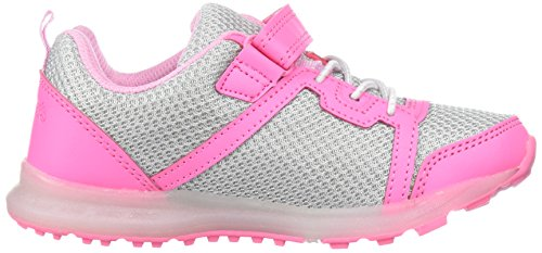 Pictures of Carter's Kids Purity Girl's Light-Up Sneaker 8 M US 3