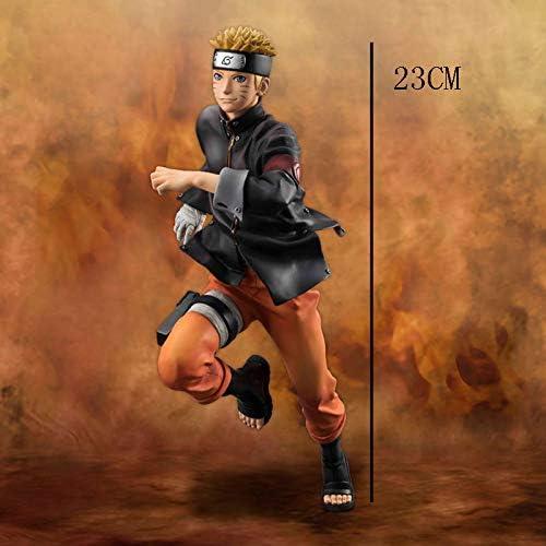 HUOQILIN Naruto Uzumaki Naruto anime model speelgoed/stripfiguur model standbeeld games/Souvenirs/Collectibles/Ambachten