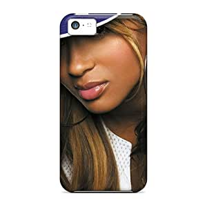 RobAmarook Apple Iphone 5c Anti-Scratch Hard Phone Cases Customized Lifelike Ciara Pictures [fDp18600Bsoj]