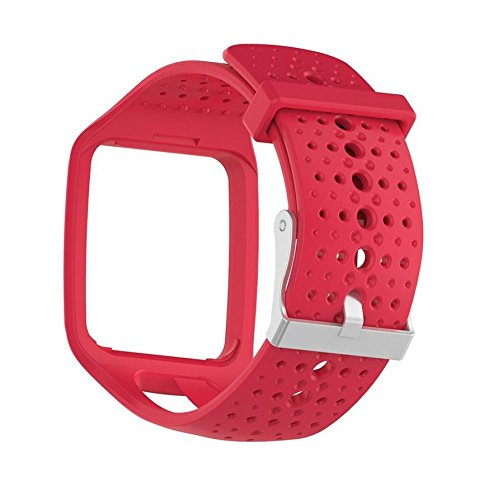 1 opinioni per Ruentech di morbido silicone Watch Band Wristband cinghie sport bracciali