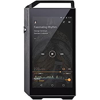 Pioneer Portable High Resolution Digital Audio Player (Black)