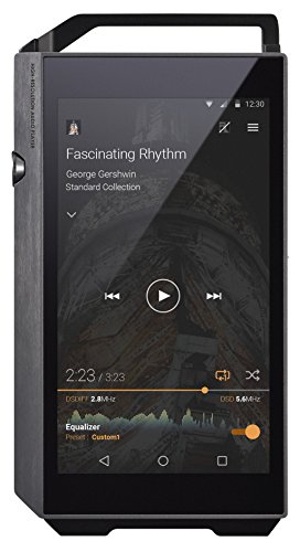 Pioneer XDP-100R-K Digital Audio Player - Black