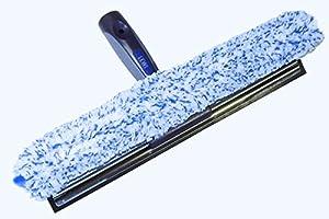 Abzieher und Fensterwischer in einem | 35cm breit | Profi-Qualität inkl....