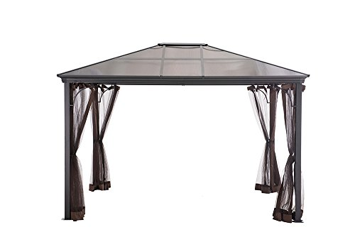 Gardenline 10' X 10' Gazebo At ALDI Only $99.99