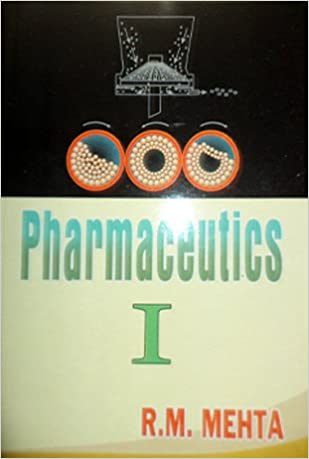 Dispensing Pharmacy Book By Rm Mehta