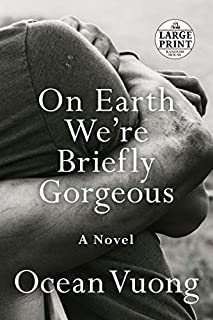Book Cover: On Earth We're Briefly Gorgeous: A Novel