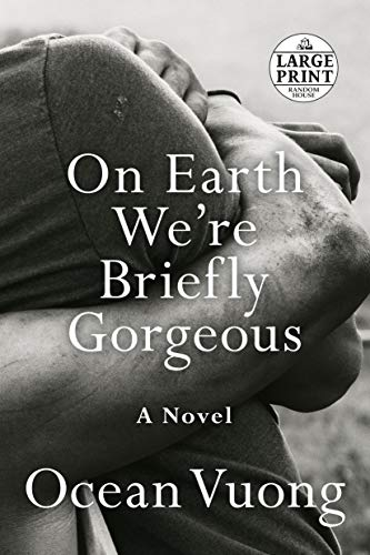 On Earth We're Briefly Gorgeous: A Novel (Random House Large Print)