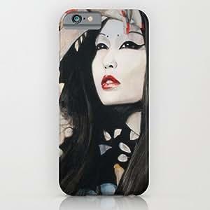Society6 - Asami iPhone 6 Case by Sandy Broenimann