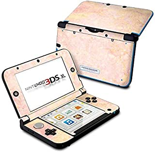 product image for Rose Gold Marble - DecalGirl Sticker Wrap Skin Compatible with Nintendo Original 3DS XL